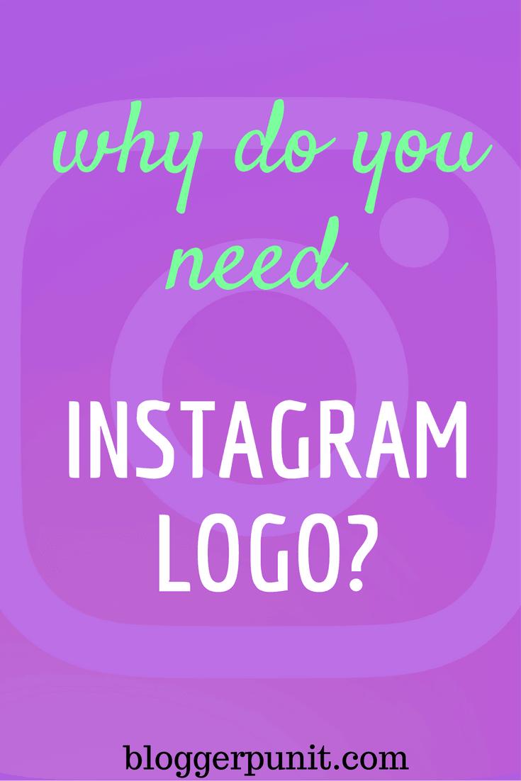 instagram profile picture size logo