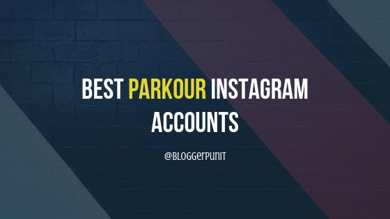 Best Parkour Instagram Accounts